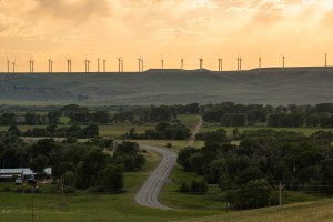 New wind projects power local budgets in Wyoming
