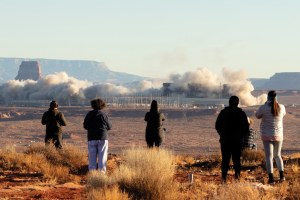 The fight for an equitable energy economy for the Navajo Nation