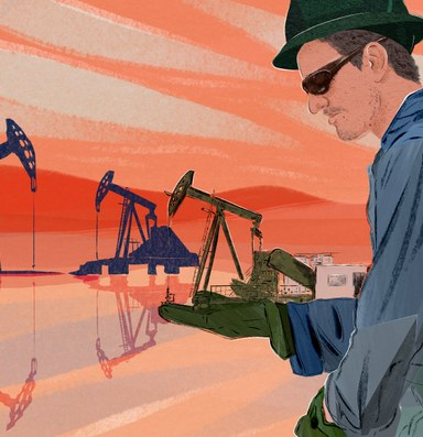 All fracked up: A debut memoir wrestles with toxic masculinity in the oil fields