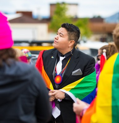 Montana trans, two spirit and non-binary activists fight anti-trans legislation