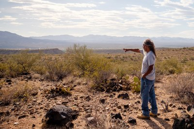 Mining for lithium, at a cost to Indigenous religions