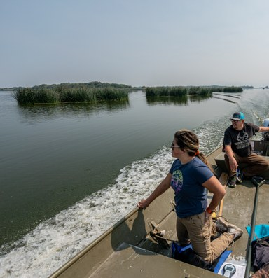 The effort to save Upper Klamath Lake's endangered fish before they disappear