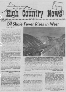 Oil shale fever rises in West