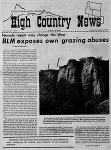BLM exposes own grazing abuses