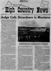 Judge calls showdown in Montana