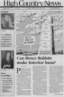 Can Bruce Babbitt make Interior hum?