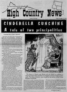 Cinderella Sunshine: A tale of two principalities