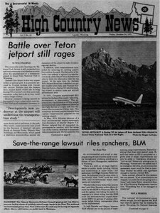 Battle over Teton jetport still rages