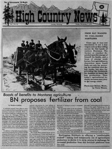 BN proposes fertilizer from coal