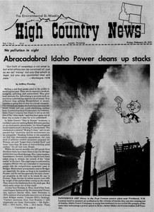 Abracadabra! Idaho Power cleans up stacks