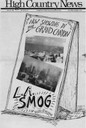 Now showing in the Grand Canyon: L.A. smog