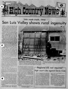 San Luis Valley shows rural ingenuity
