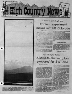 Uranium experiment moves into northeast Colorado