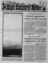 Uranium experiment moves into northeast Colorado