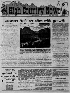 Jackson Hole wrestles with growth
