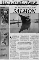 The decline and fall of salmon