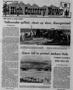 Yellowcake spilled; clean up slow, disorganized