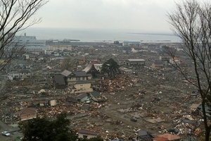 The lesson of earthquake and tsunami: never forget