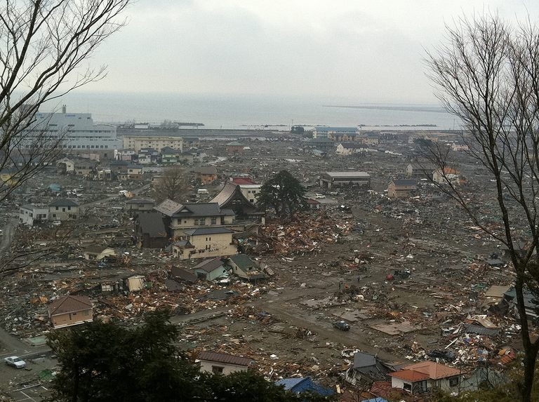 English Essay Writing Help A View Of Ishinomaki On March   Two Weeks After The Japan  Earthquake And Tsunami Importance Of English Language Essay also Essay Term Paper The Lesson Of Earthquake And Tsunami Never Forget  High Country News Paper Essay