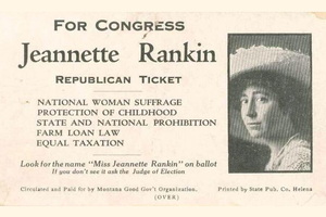 The battle for women's suffrage continues