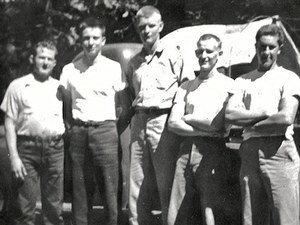 Conscientious objectors 65 years ago